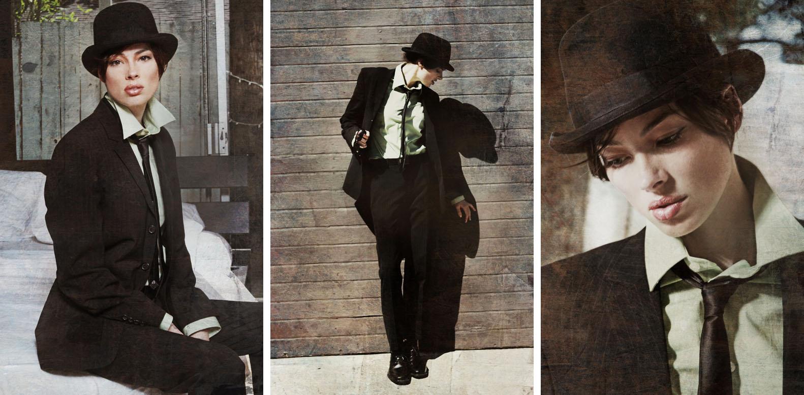 Models portfolios photography