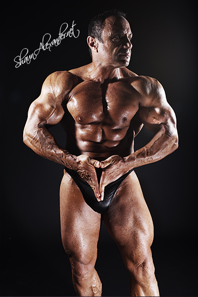 muscle and fitness photographer shaun alexander