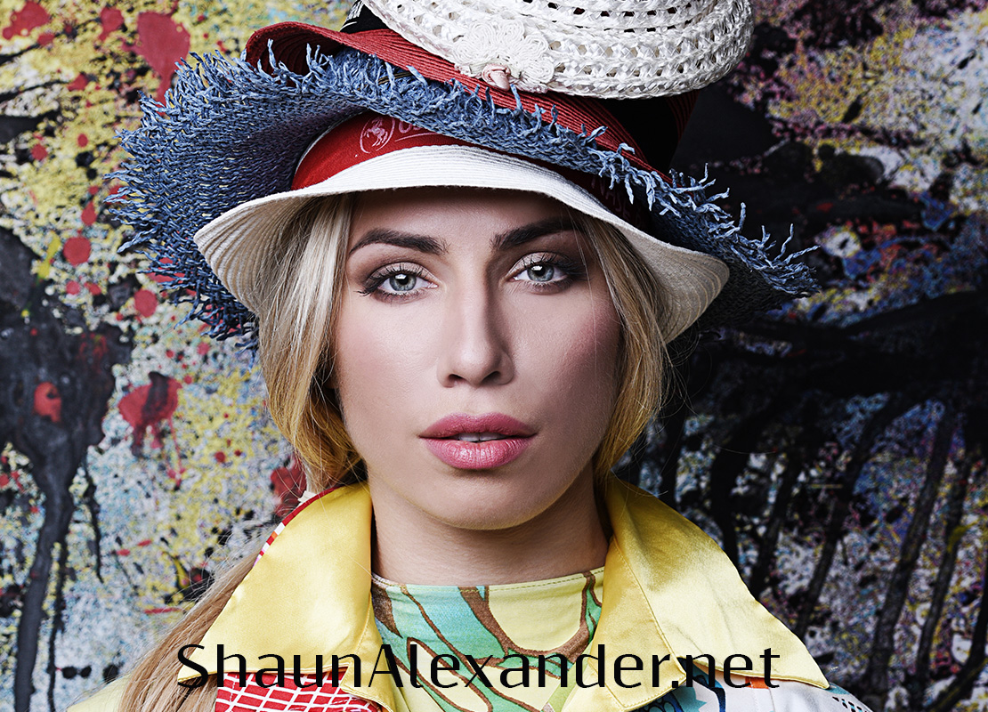 highly creative fashion styling and photography by shaun alexander at his los angeles workshops