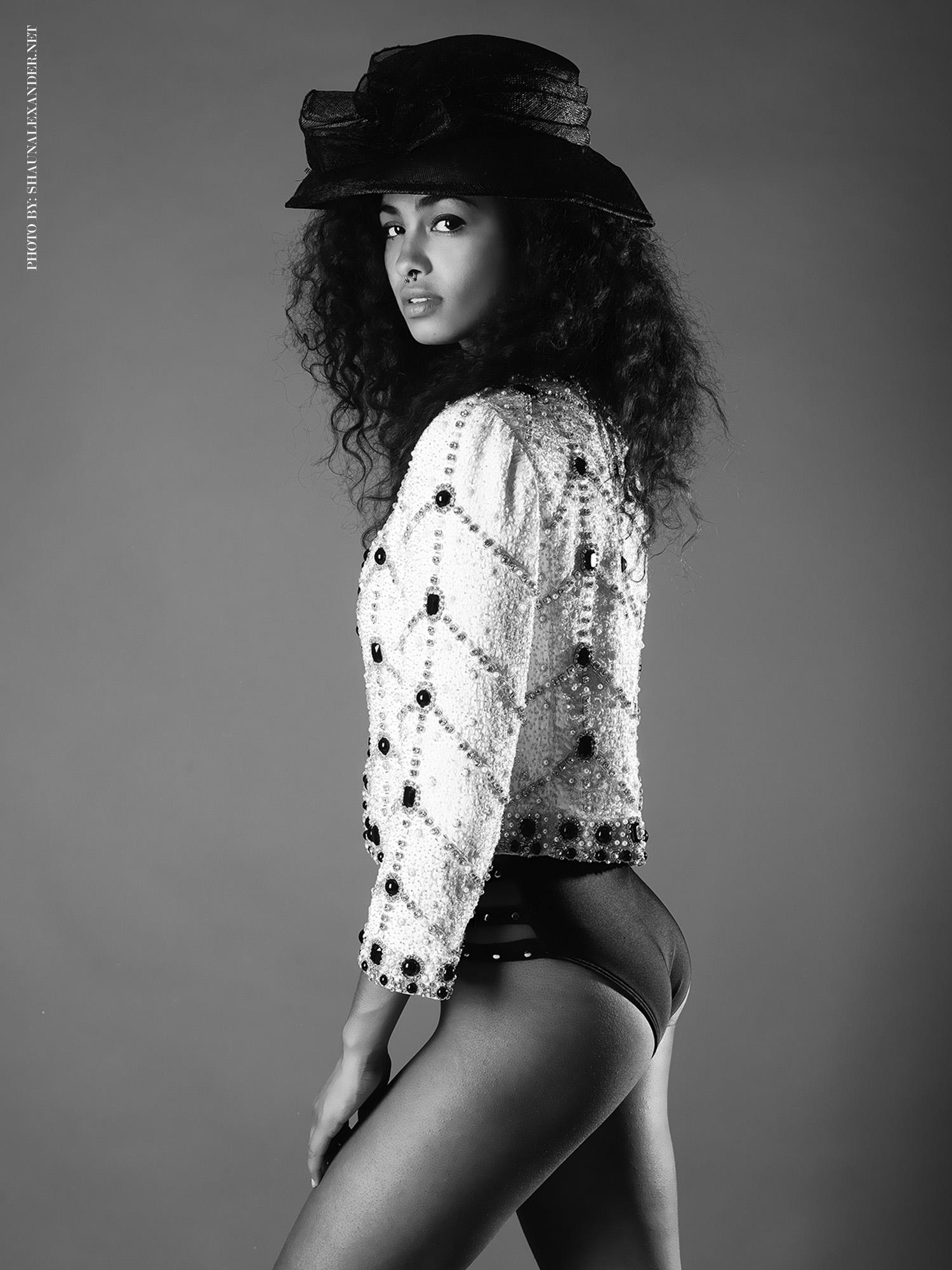 Elite Modeling Agency - Ariel Corral