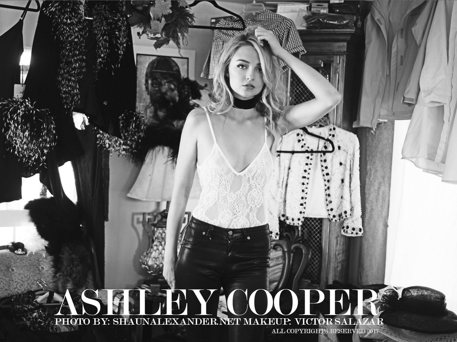 MODELING PORTFOLIO PHOTOGRAPHERS IN LOS ANGELES MODEL- ASHLEY COOPER
