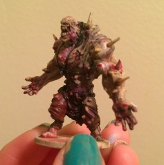 My painted abomination