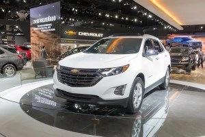 chevrolet equinox problems