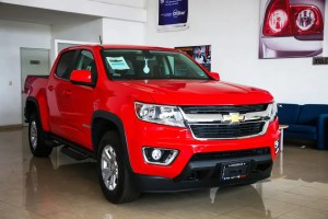GMC Canyon VS Chevy Colorado
