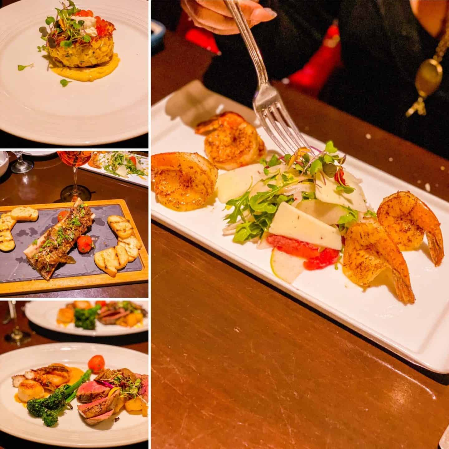 Triple George Grill Las Vegas - The Best Surf and Turf