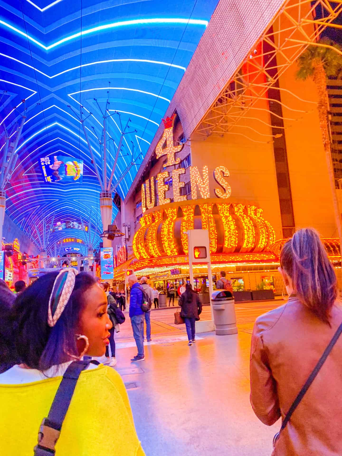 DTLV Fremont Street Experience