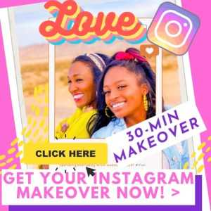 Instagram Makeover from basic to badass
