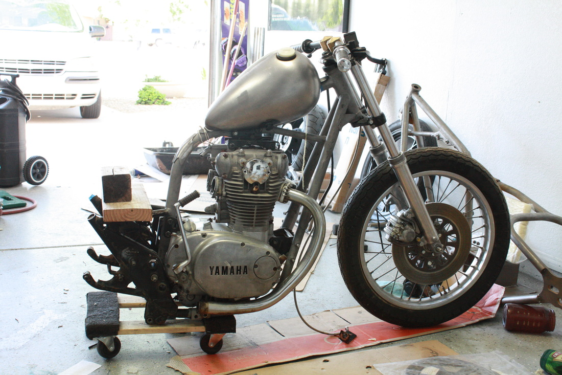 small resolution of xs650 bobber