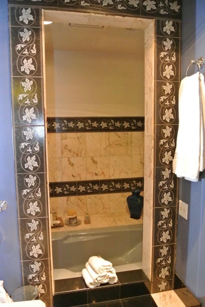 Ward bathroom