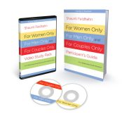 For Women Only, For Men Only, and For Couples Only Video Study Pack