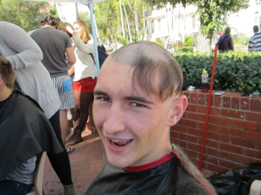 Maties Shavathon 15May2012 04