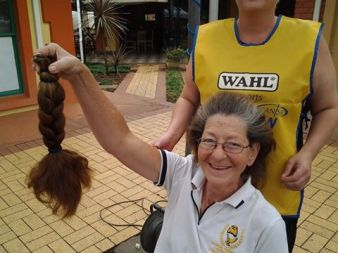 Ponytail from Sabie