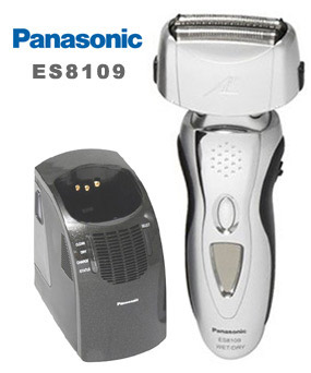 Panasonic ES8109 Wet Dry SelfCleaning Shaver
