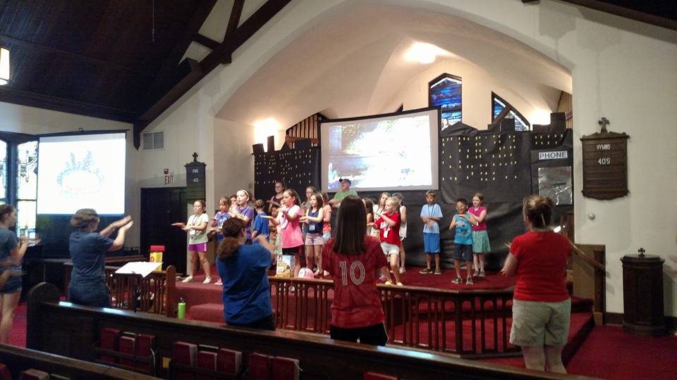 Vacation Bible School Praise