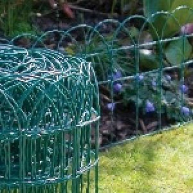Garden Edging Fencing - Home Design Ideas
