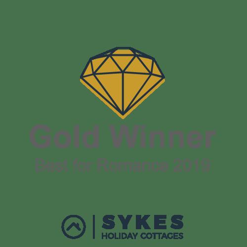 Sykes - Gold Award Winner - Best for Romance 2019