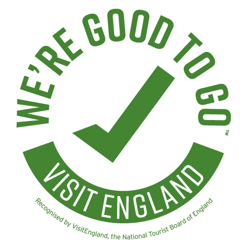 Visit England - We're good to go!