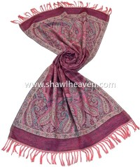 Traditional Indian wool shawls for women | Wholesale wool ...