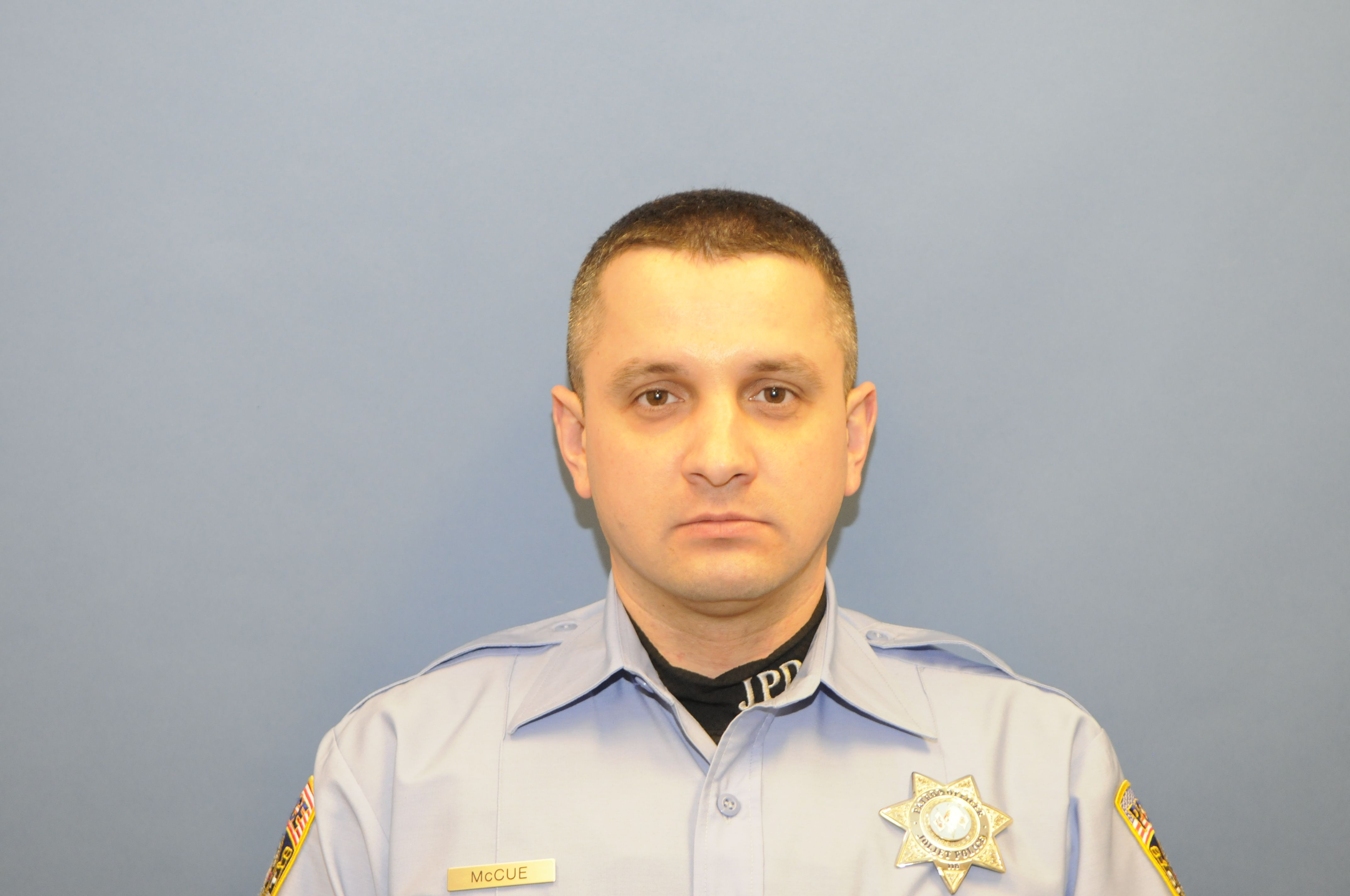 Joliet Police Officer Andrew McCue