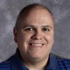 Craig Ortiz, superintendent of Morris Community High School District 101