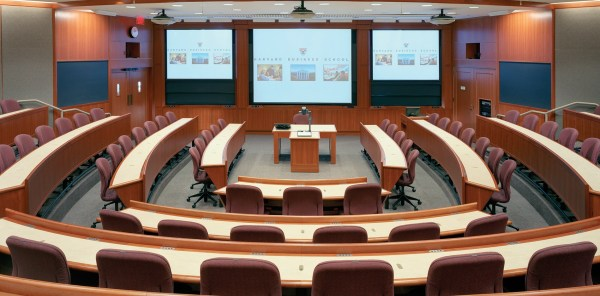 Harvard Business School - Aldrich Hall Renovation Shawmut