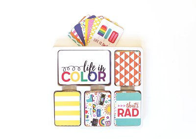 Awesome Edition by Shawna Clingerman with American Crafts Project Life