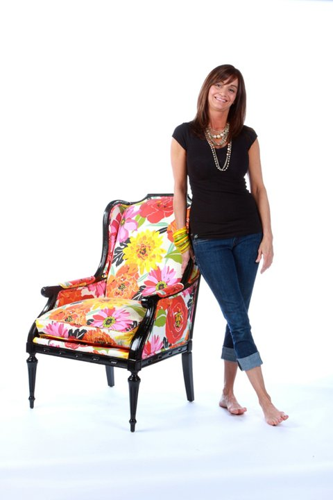 About  Shawna Robinson Creator of Happy Chair