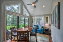 Sunroom/Dining - Main Floor