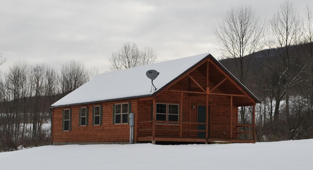 Log Cabin Homes Pennsylvania Maryland and West Virginia