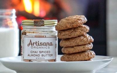 Keto Nut Butter Cookies