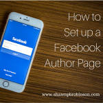 How to Set up a Facebook Author Page