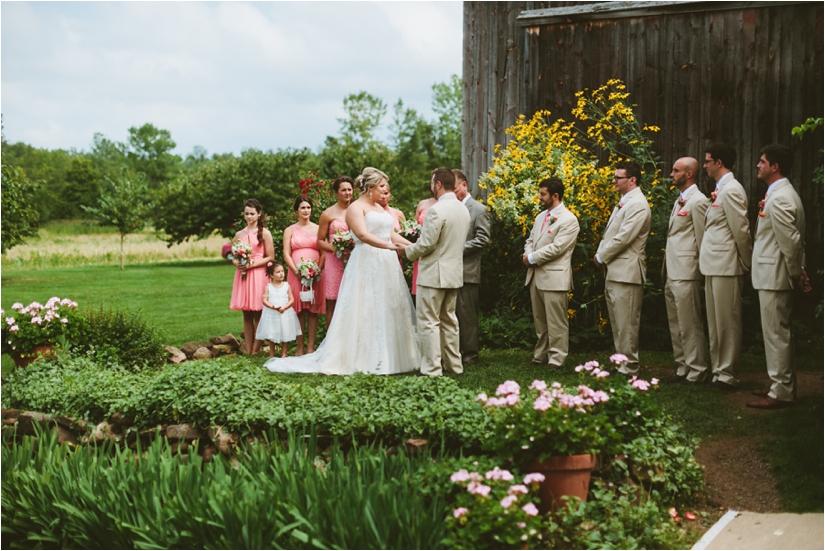 Hurd Orchards Weddings Shaw Photography Co. Buffalo. New York. National.  Wedding Photographers