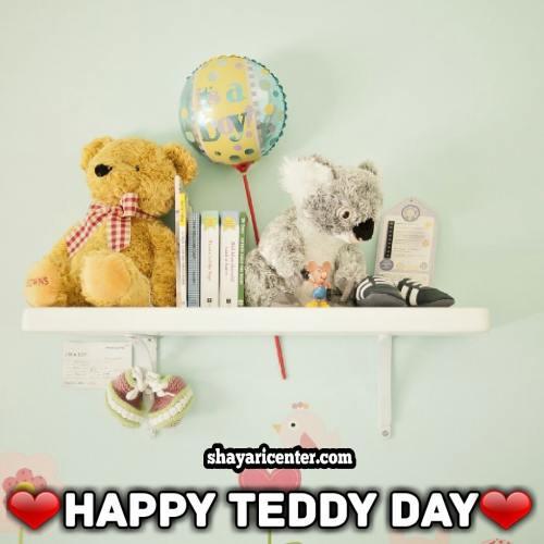 beautiful shayari for teddy day in whatsapp