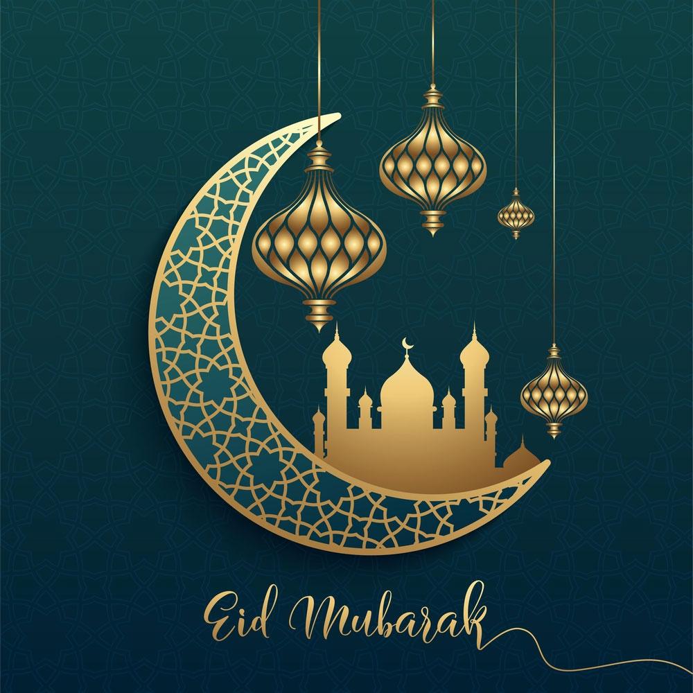 Blessed Wallpaper Quotes Eid Mubarak 2019 Images Hd Pictures Status Dp Shayari