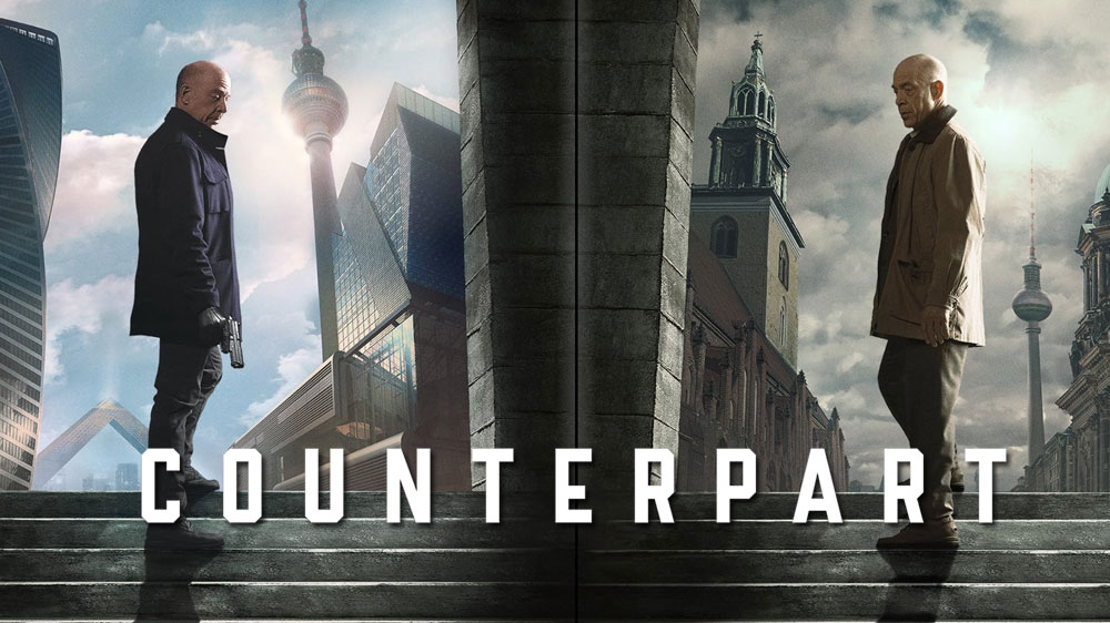 Counterpart Tv Show - www.ShayAuLait.com