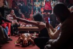 Black Burlesque Dancer – www.shayaulait.com