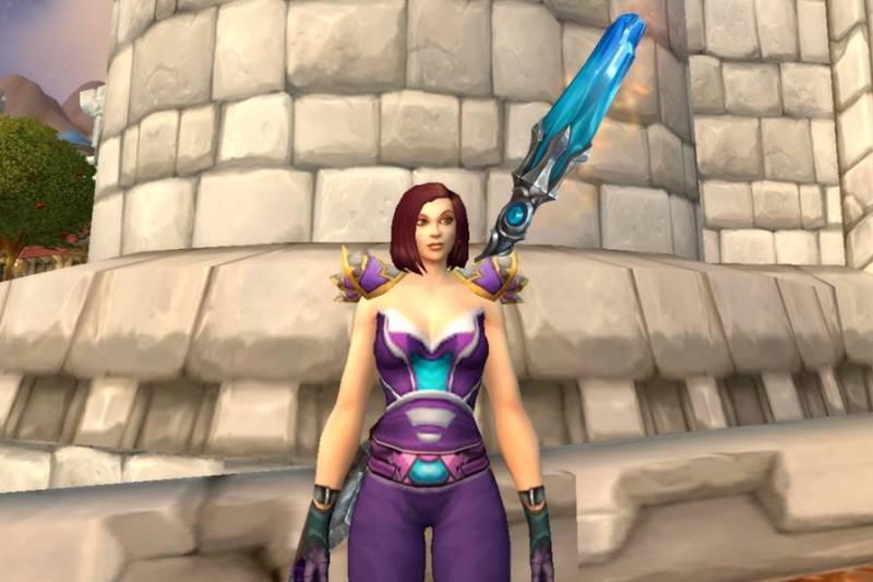 Rhea Lightninghoof World of Warcraft alliance horde