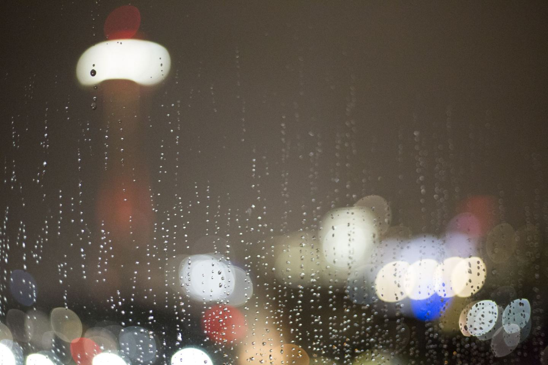 My rainy Seattle