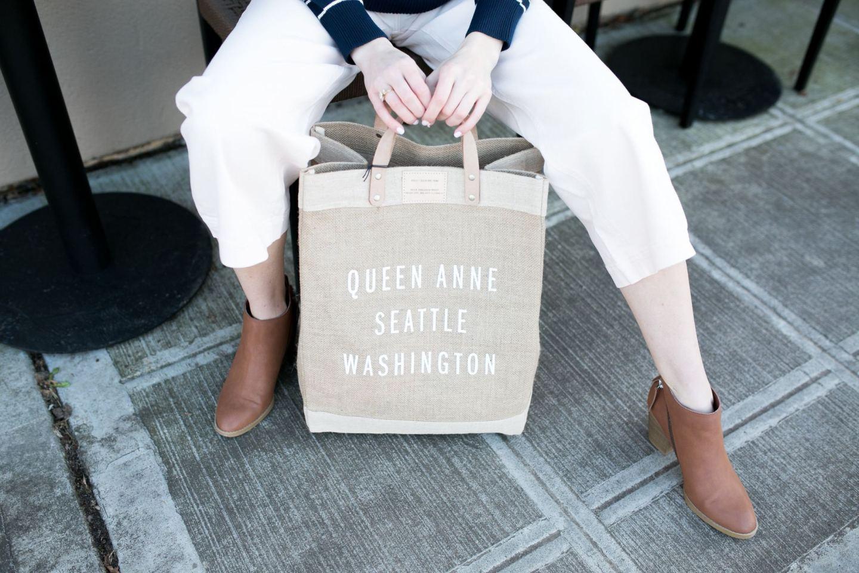 My Seattle: Queen Anne Frame - Shaylyn Rae