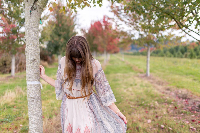 Dreamy Fall Dresses