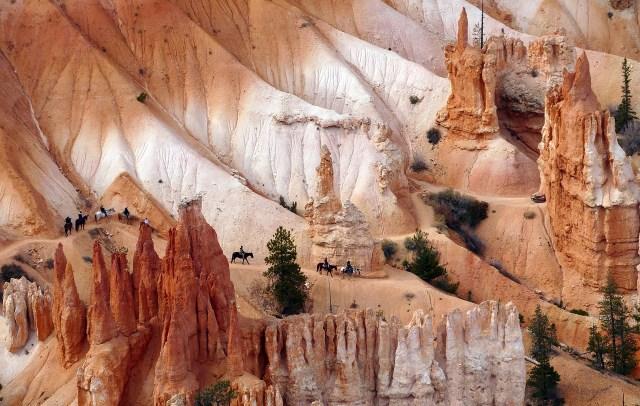 Bryce Canyon Utah Horseback Riding trails