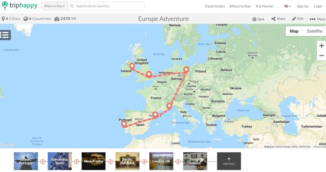 best-multi-country-trips-map