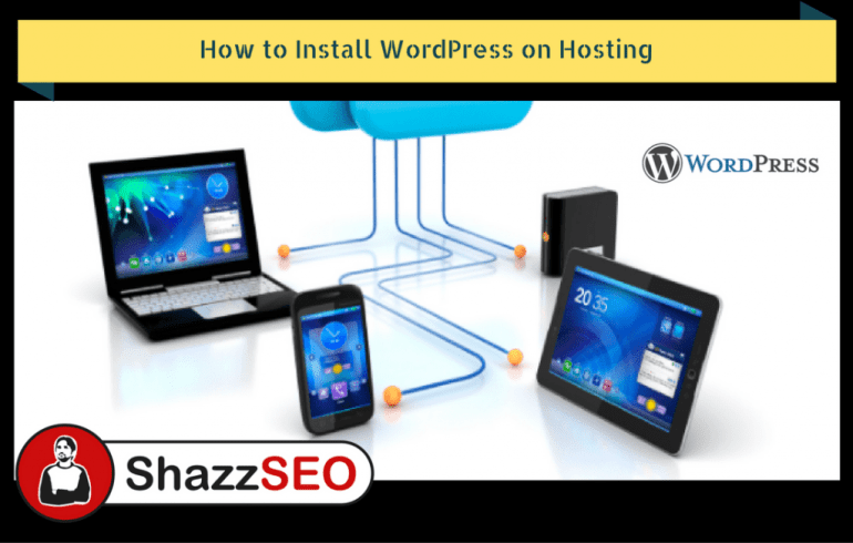 how-to-install-wordpress-on-hosting