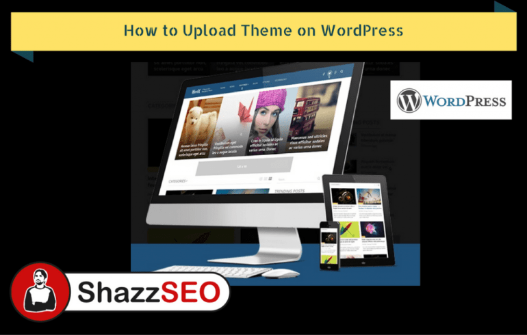 how-to-upload-theme-on-wordpress