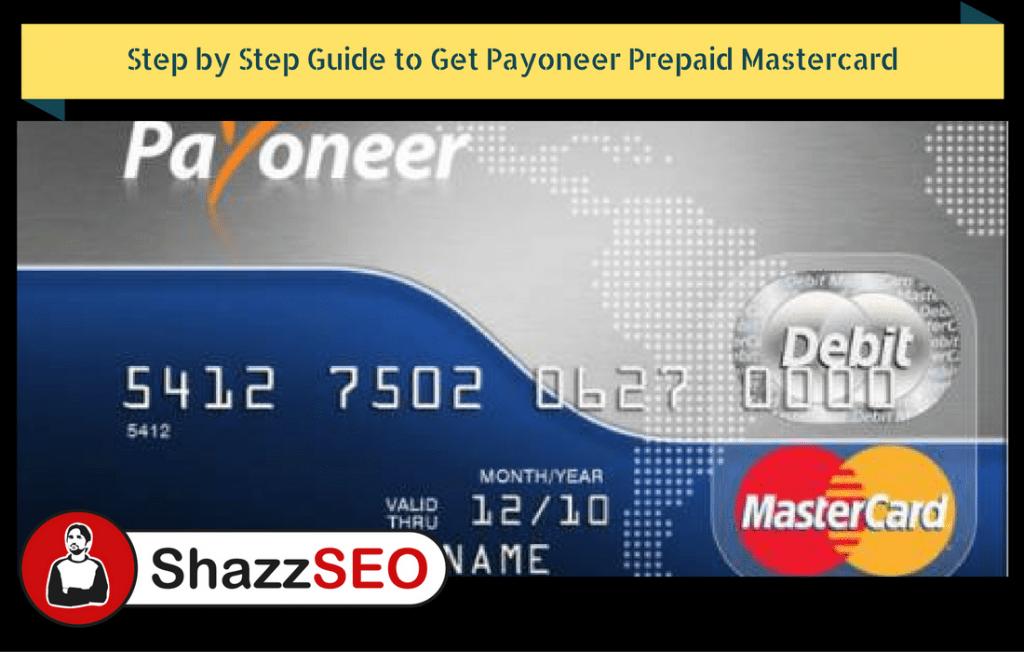 step-by-step-guide-to-get-payoneer-prepaid-mastercard