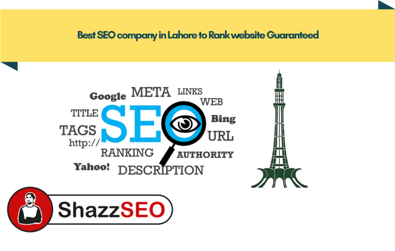 Best SEO company in Lahore to Rank website Guaranteed