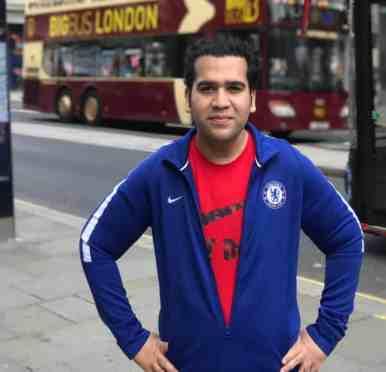 Taimur Asad Pakistan Famous blogger