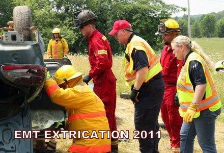 EMT Extrication 2011