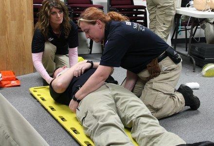 SHCA EMT Training
