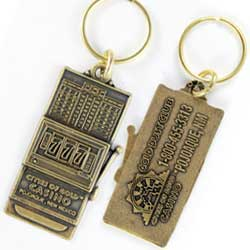 Specialty House of Creation  Metal Keychains